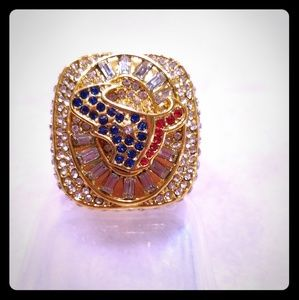 Other - Houston Texans championship ring